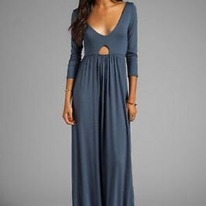 Rachel Pally Dakota Solid Maxi Dress